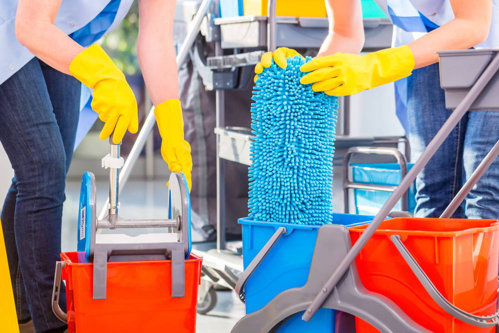 Los negocios limpios venden más
