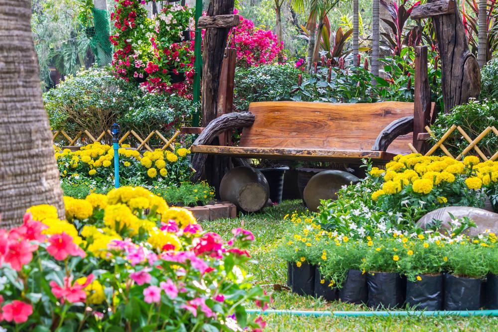 Tendencias de Jardín