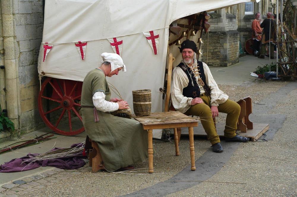 Fiestas medievales que están de moda