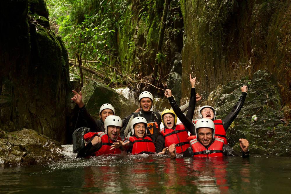 El turismo activo y de aventura