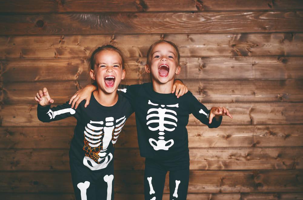 Niños y niñas hipersexualizados y violentos en Halloween