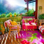 Decora tu terraza para este verano