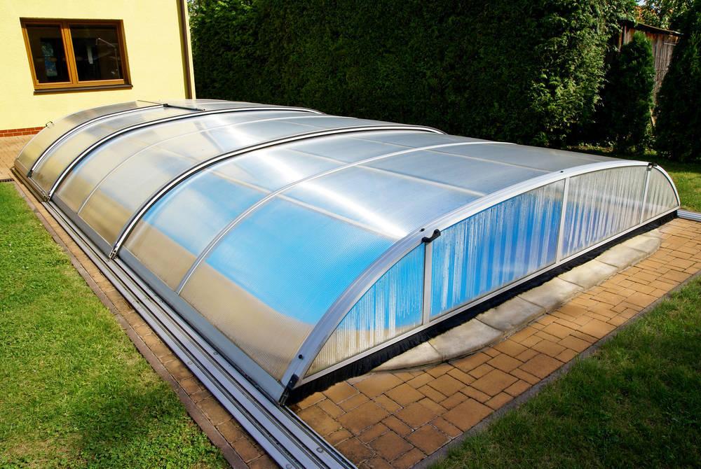 Tipos de cubiertas para tu piscina