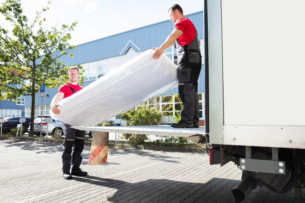 El transporte del mueble es tendencia actualmente
