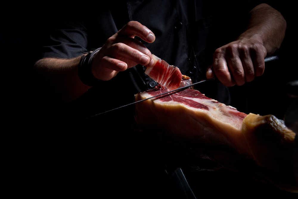 El jamón ibérico y los beneficios para la salud