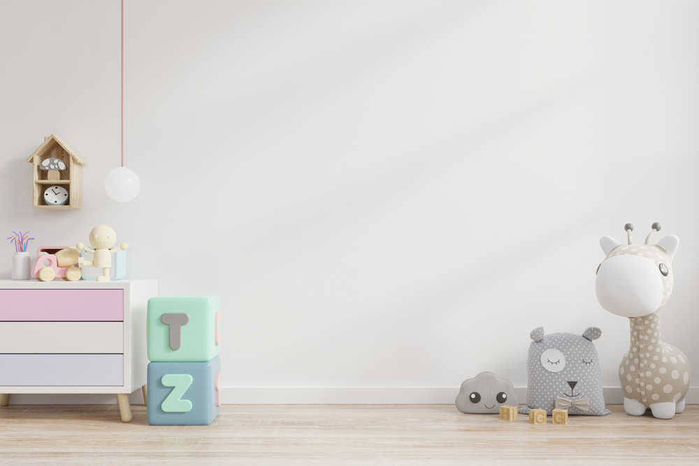 5 consejos para pintar habitaciones infantiles